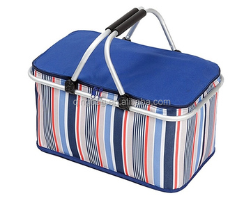 new insulated picnic basket cooler bagpicnic basket with etc