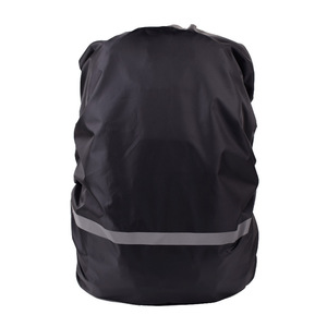 Durable newest design functional waterproof reflective backpack cover
