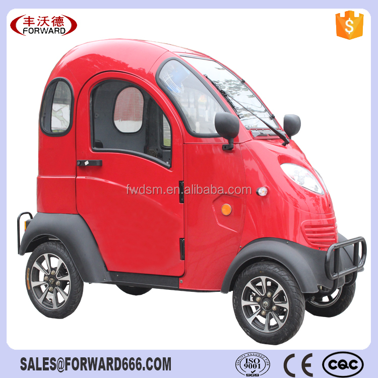 Hot sale old people use cheap mini electric car, View electric car ...