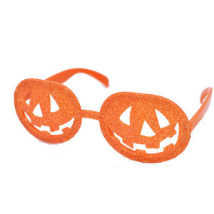 c8e4cc054f9 Halloween Pumpkin Sunglasses Perfect Accessory Party Favors Glasses Kids  Adults SD903