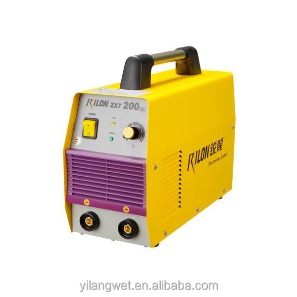 Rilon portable inverter mma-200 welding machine