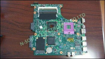 New original For HP 540 550 6520S laptop motherboard 495404-001 intel cpu system board