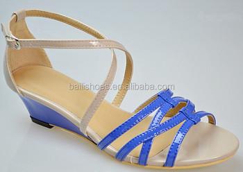New Design Mid Heel Fashion Lady Shoes,Elegant Lady Mid Heel ...