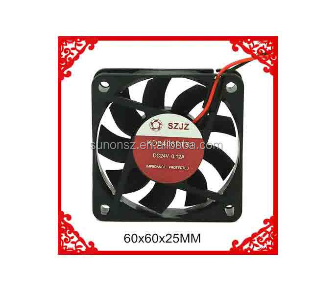DC12 Volt Electronic Component Cooling Fan/ Axial Flow Cooling Fan