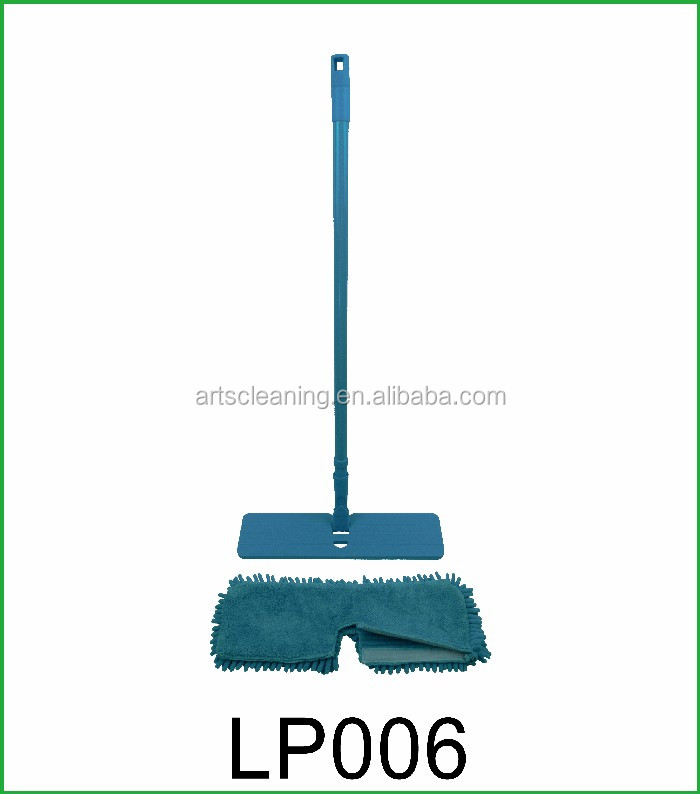 Double Sided Flex Mop Stainless Steel Pole
