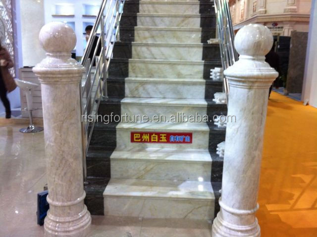 Indoor White Marble Stairs Price   Buy Marble Stairs Price,Stairs Design  Indoor,Indoor Stone Stairs Product On Alibaba.com