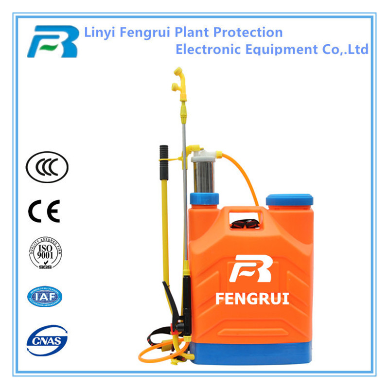20L Agricultural Portable Knapsack Gas Power Manual Sprayer
