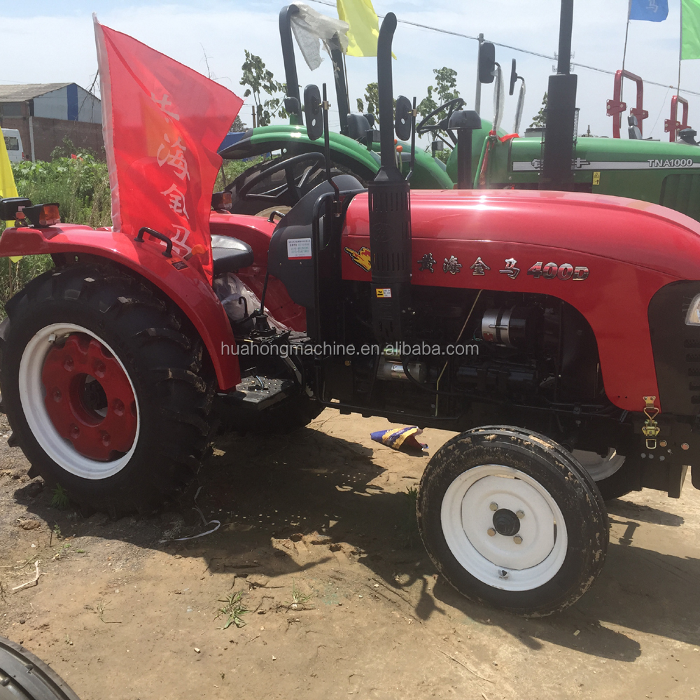 2018 new model wheel farm tractor factory in china