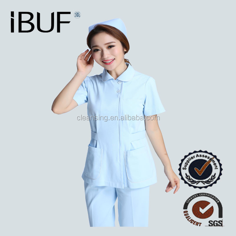 Nurse And Doctor Uniform Scrub Suit Hospital Clothing For Patients