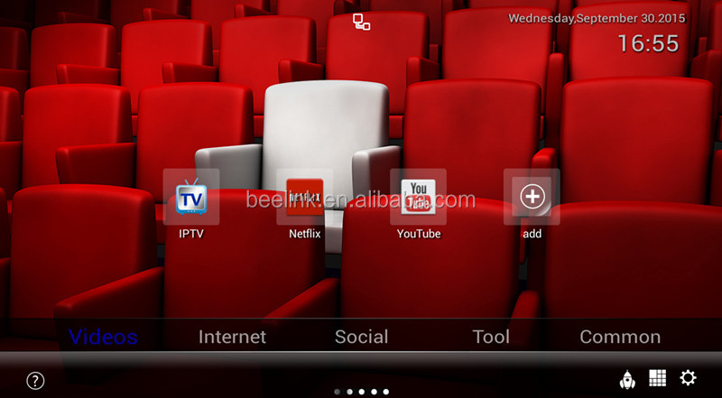 Beelink arabic channels iptv box better than m8 android tv box