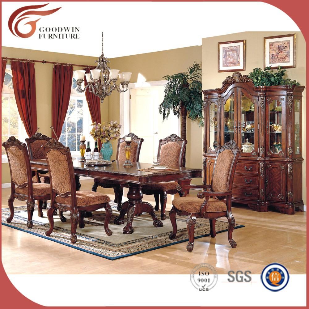 Mesa De Comedor Coreana De Gama Alta Conjuntos De Muebles De  # Muebles Pura Madera