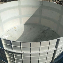 FRP High strength easy installation water tank