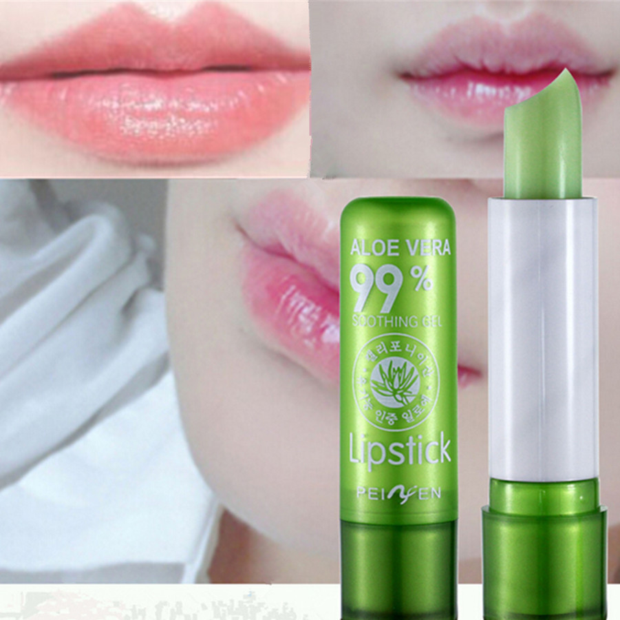 Aloe Vera 99% Soothing & Moisture Lip Balm | 11street
