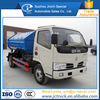 Hot sale small type garbage truck 4x4 hot sale