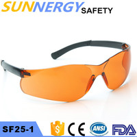 China manufacturer z87 uv ballistic/shooting hunting anti- fog safety glasses Scratch Resistant with best quality and low price
