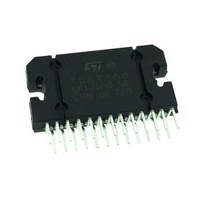 Car audio amplifier TDA7388 Integrated Circuits IC zip25 25pin