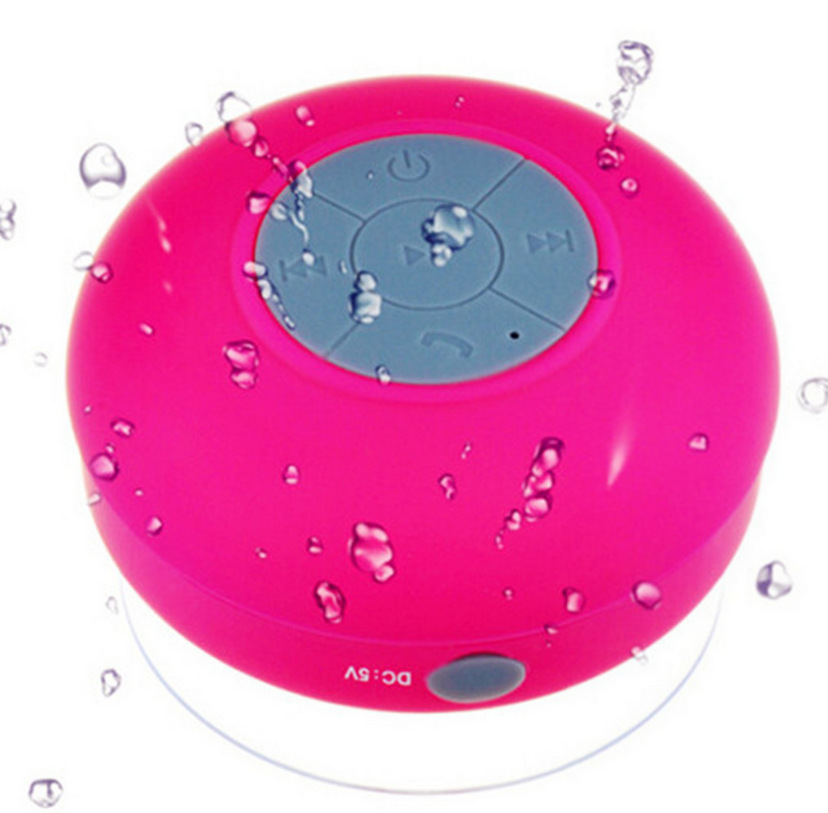 Su geçirmez Kablosuz Bluetooth Duş Hoparlör