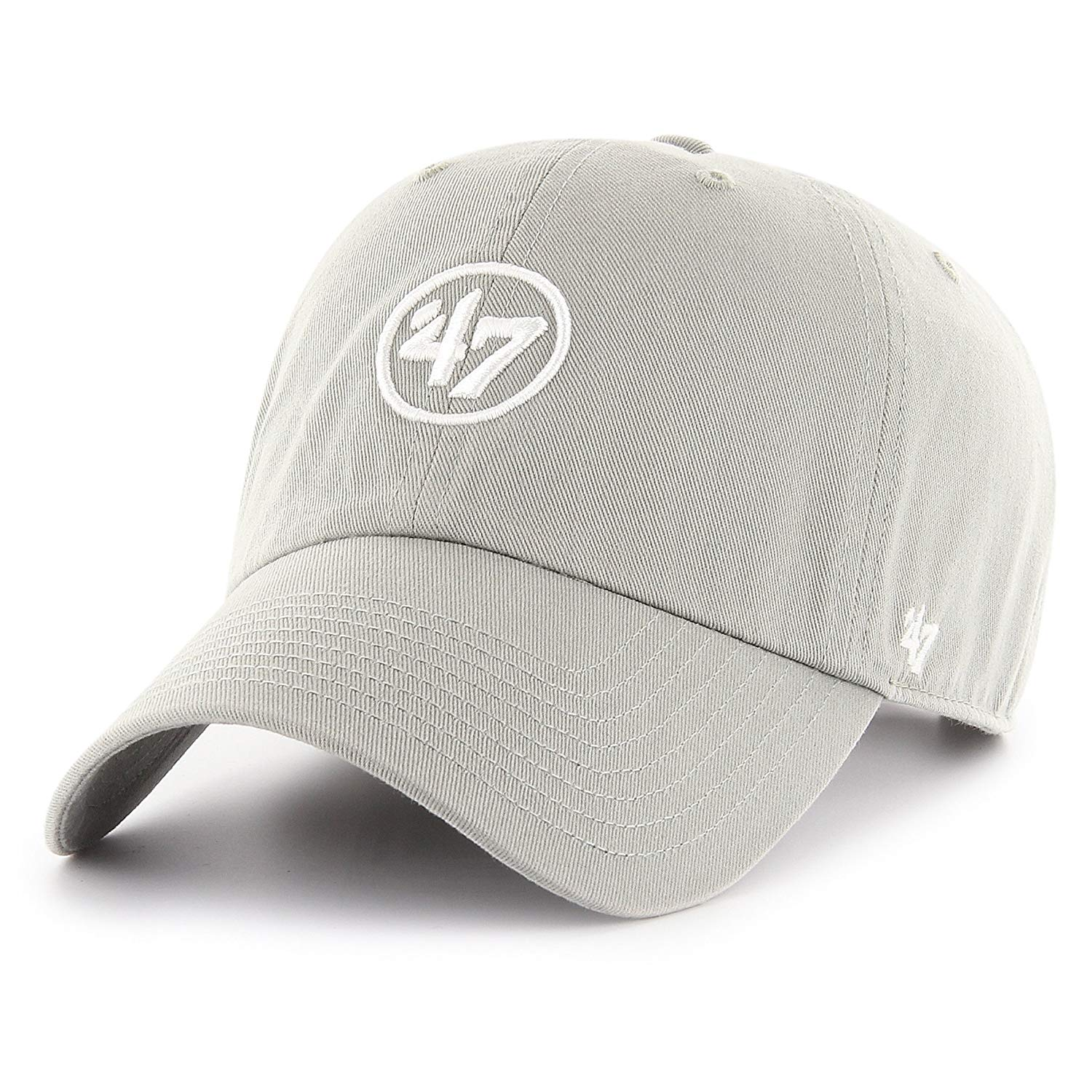 Get Quotations ·  47 Brand Stamp Logo Clean up Cap - Grey   391f7aaf840e