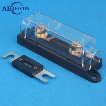 from 4-12 way car auto circuit blade fuse holder/box, fuses block