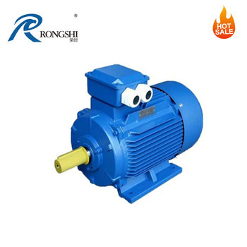 Flange type Y2 three phase induction motor for cutting machines