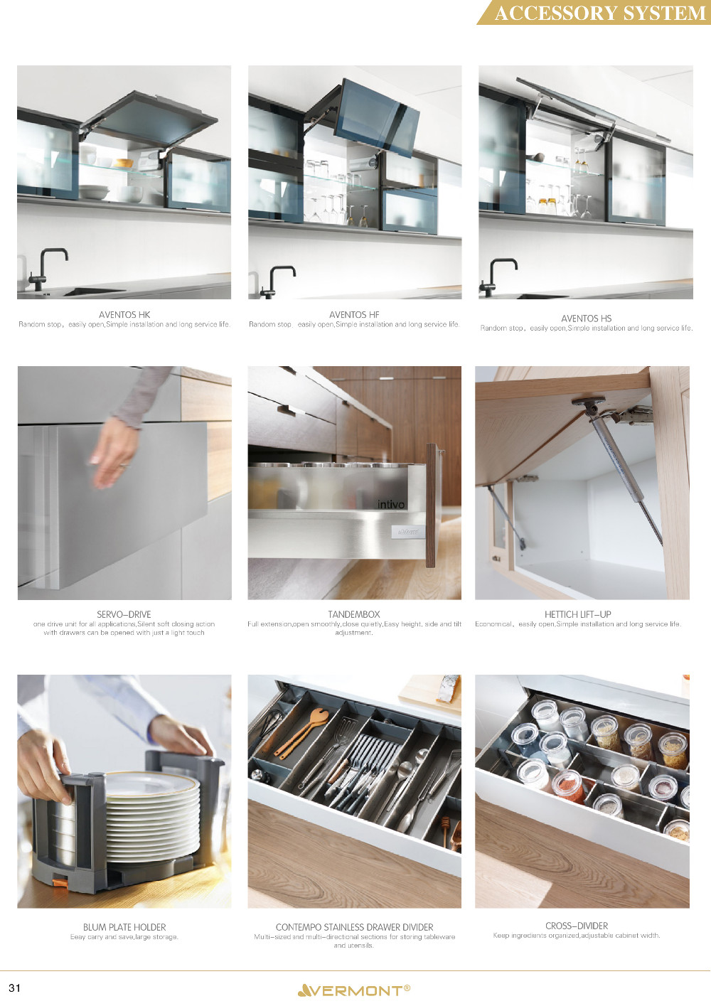 wholesale home almirah designs modular kitchen designs with price more kitchen accessory