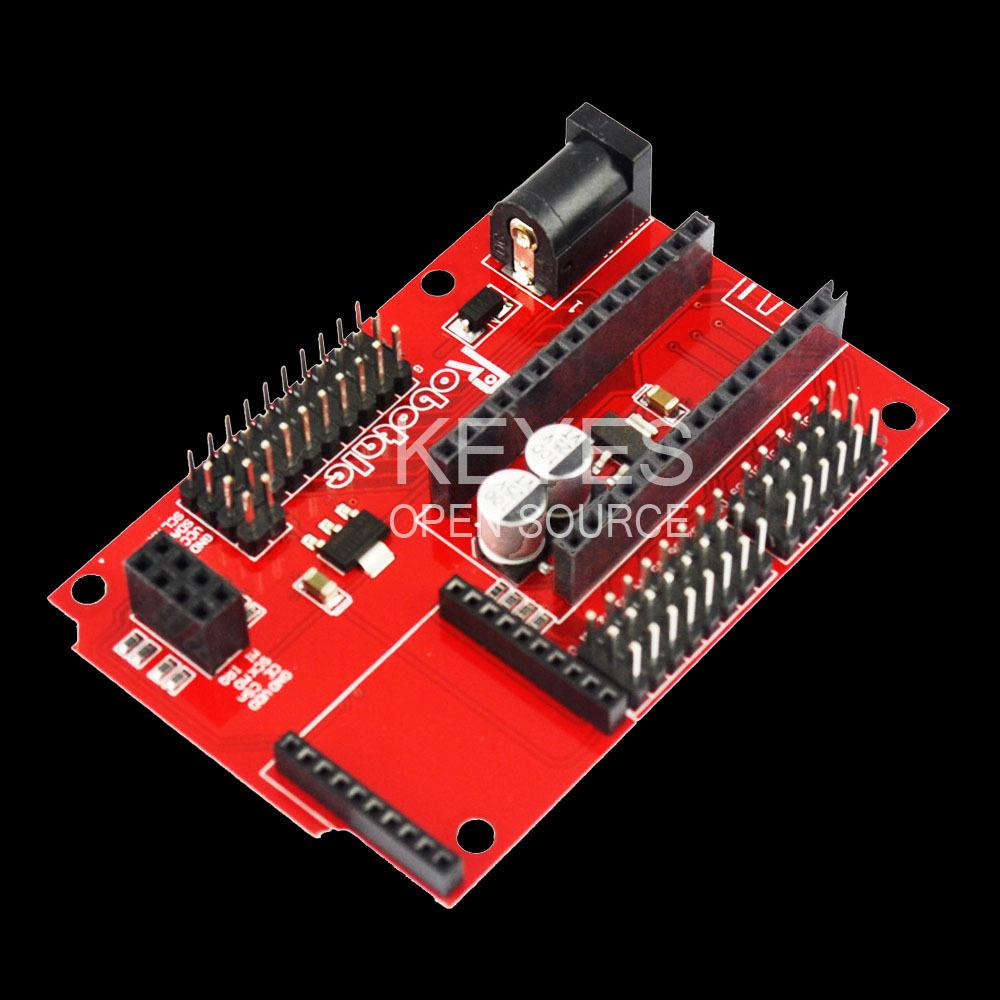 Free shipping! nano 328p IO sensors .wireless expa...