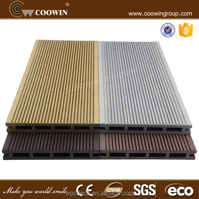 Life is like a book,coowin new composite decking details introduction