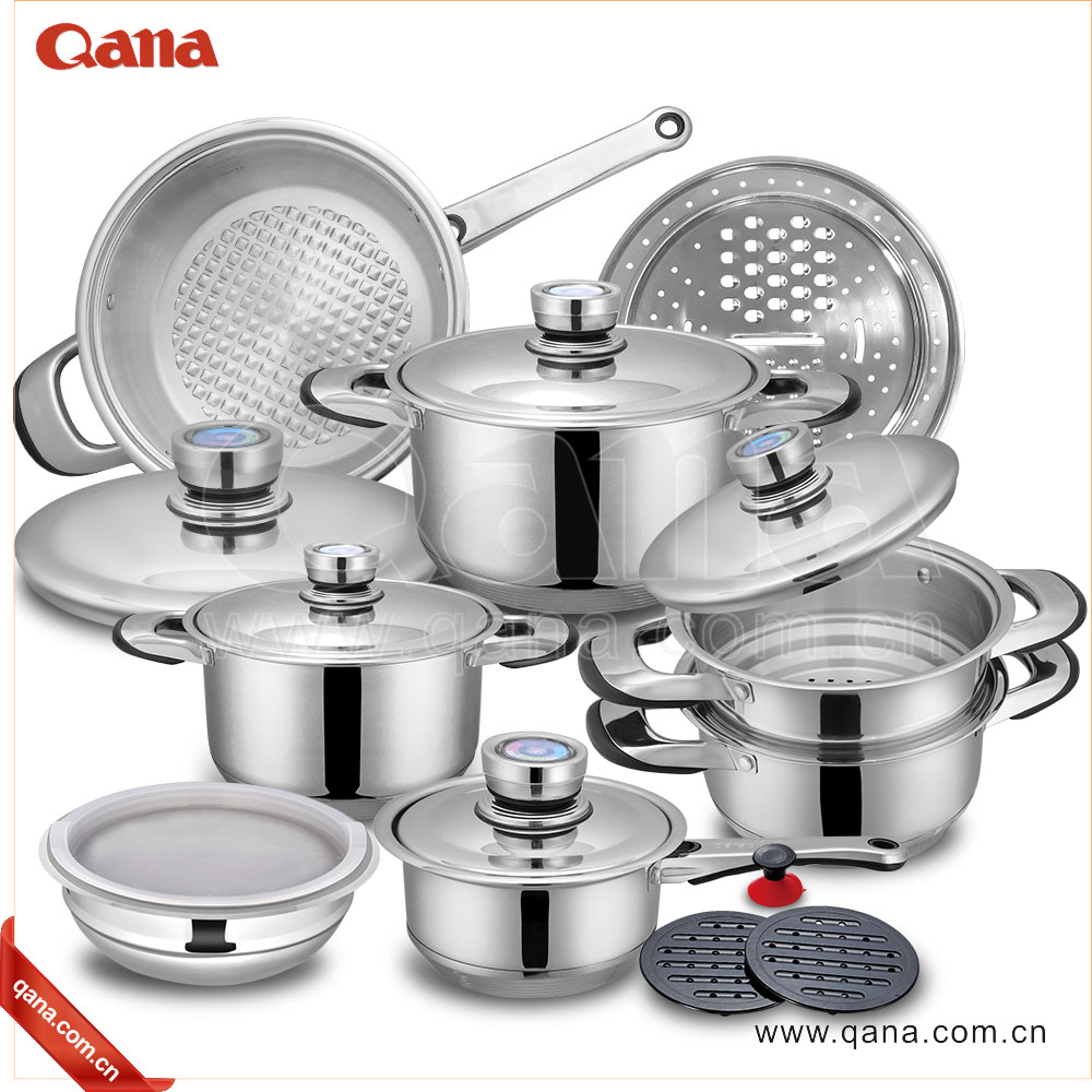 High Quality German Stainless Steel Cookware - Buy Cookware,Stainless  Cookware,Stainless Steel Cookware Product on Alibaba com