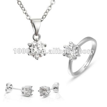 2012 Costume Jewelry Set