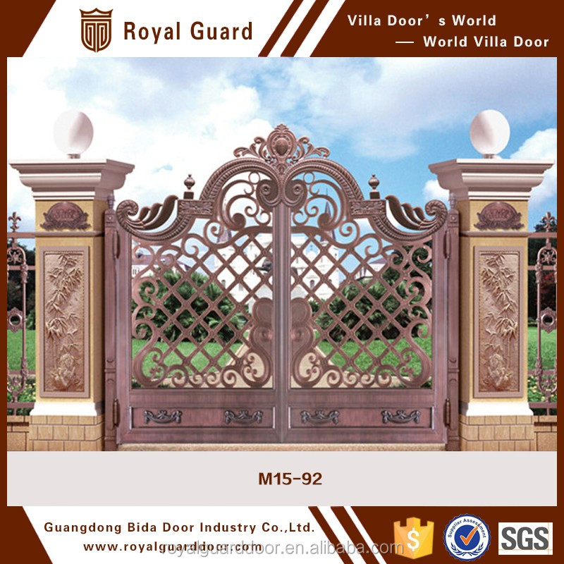 Design Of Compound Wall Gate : Compound wall elevation joy studio design gallery best