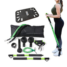 Faltbare Fitness Board mit Widerstand Bands & <span class=keywords><strong>Übung</strong></span> Griffe