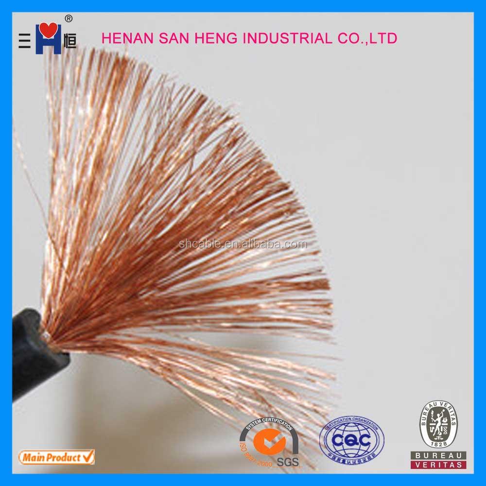 25mm2 35mm2 50mm2 70mm2 Rubber Sheath Flexible Welding Cable - Buy ...