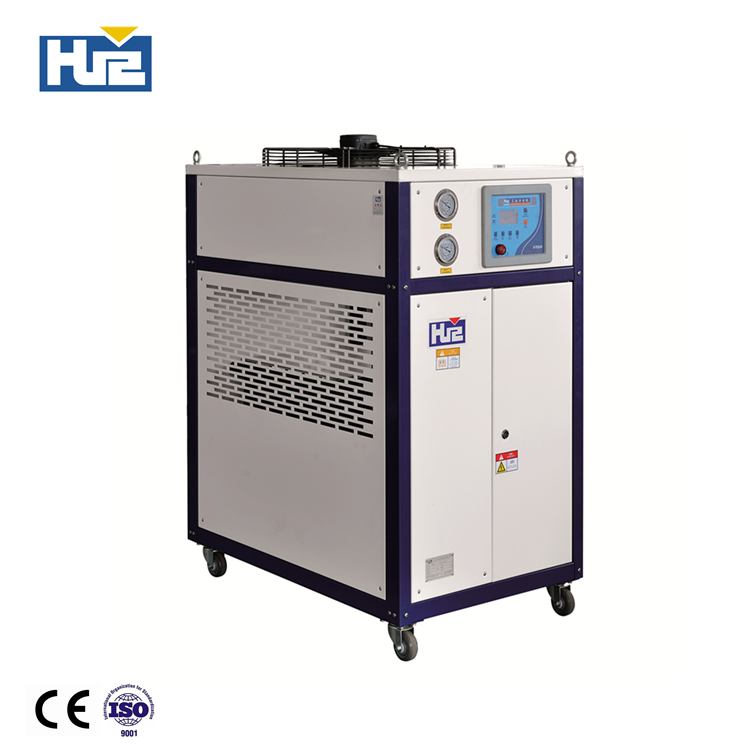 Huare HC-10ACI อุตสาหกรรม 10HP Air Series Cooling Chiller