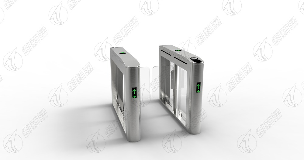 Security access control gate China top quality bank fastlane barrier gate