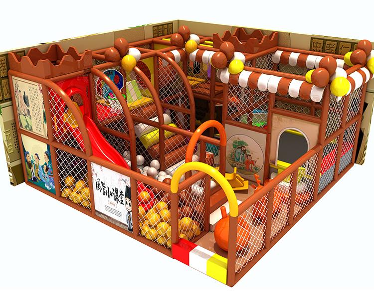 Children indoor playground equipment for sale