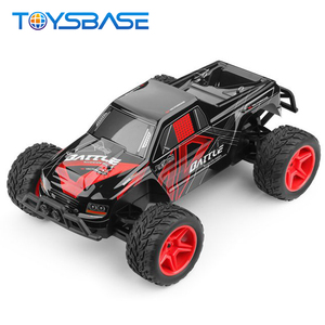 Rock Crawler Electric Two-Wheel Drive Racing Remote Control 1 10 Scale Model Cars