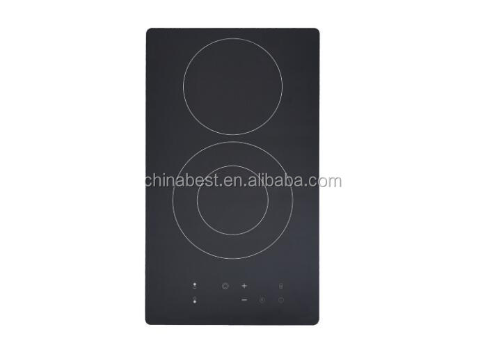 Domestic 2 Cooking Zone Kitchen Electric Stove Cooktop ER2301T