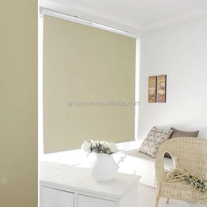 China Sunscreen Roller Blind Blackout Fabric for Windows