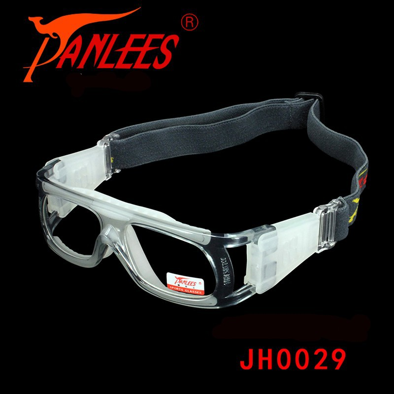 0ba21817fb Panlees transparente venta al por mayor deportes anteojos recetados marco  safey gafas balón de fútbol gafas