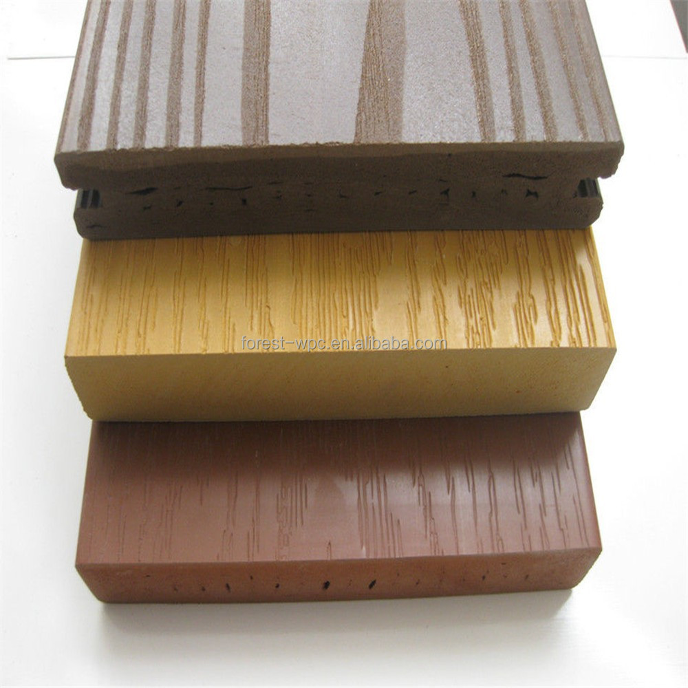 Composite wood <strong>wpc</strong> decking floor <strong>wpc</strong> decking bright color for <strong>decoration</strong> price <strong>wpc</strong> flooring