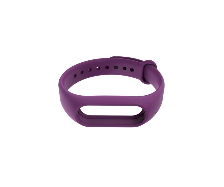 Watch Accessories Watchbands Colorful Silicone Wrist Strap Bracelet For Mi Band 2 Double Color Replacement Watchband Smart Band Accessories For Xiaomi Mi2 To Win Warm Praise From Customers
