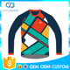 Custom design bmx jerseys professional downhill free ride jersey,best-selling downhill & mtb jersey,Long Sleeve Downhill