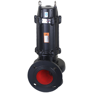 submersible pump dirty water 50m head sewage pump mechanism for water treatment drainage pump