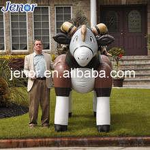 PVC Inflatable Cattle Adverting Bull Cow Model for Outdoor Event