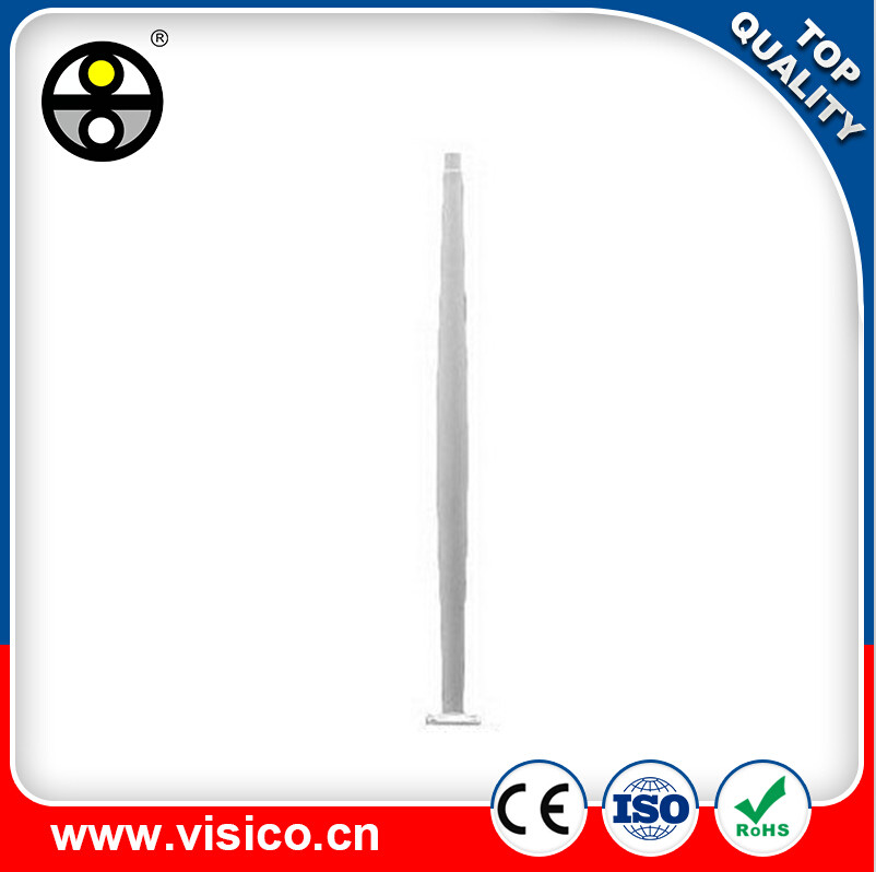 VISICO Factory selling directly round led pole light decorative street lighting pole