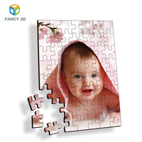 Zebulun Export Customized Photo Artwork Slogan Baby Device Plastic Jigsaw Puzzle