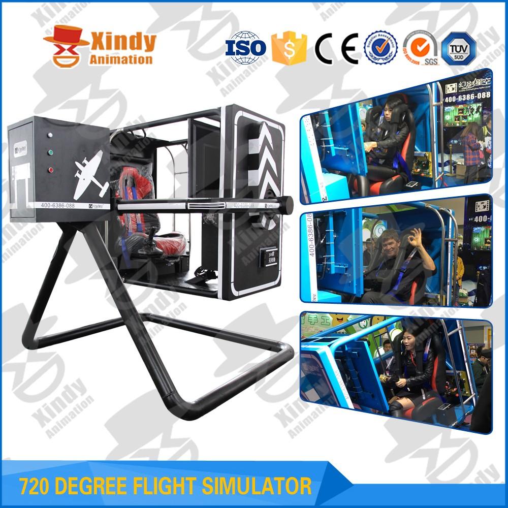 2016 Amazing Flight Simulator Arcade Machine India Car Racing Game ...
