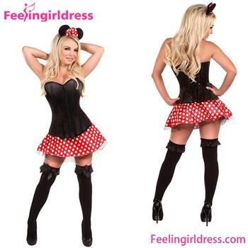 Sexy halloween costume lingerie