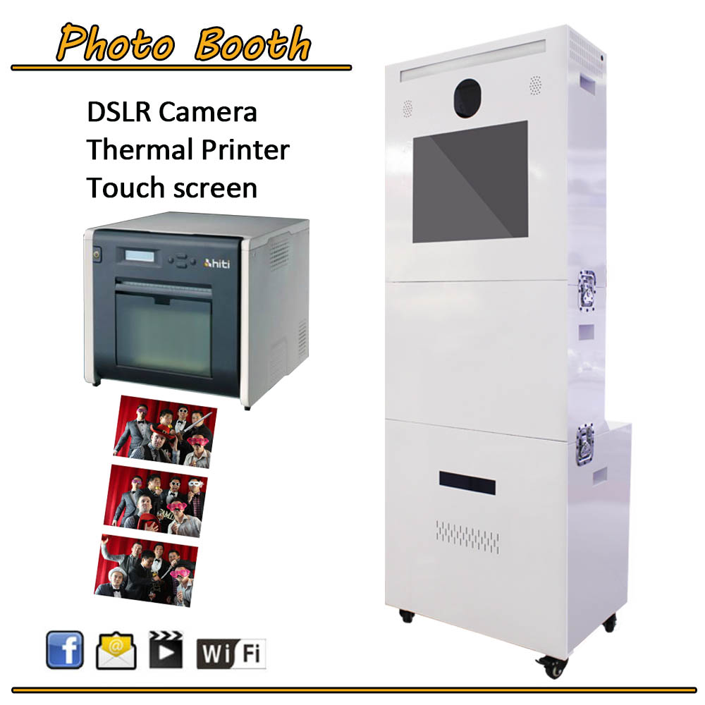 Digital photo printing kiosk insta hashtags cheap vending machine business for sale