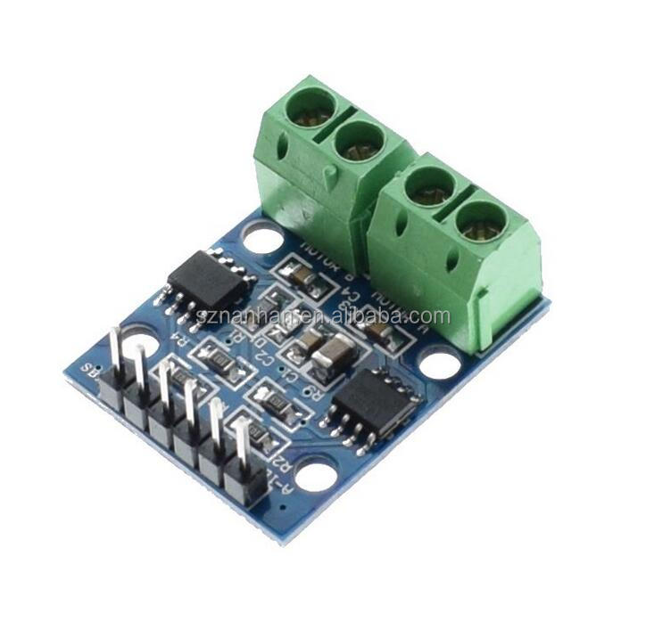 L9110S H-bridge 4Bit DC Stepper Motor Driver Precise for Arduino